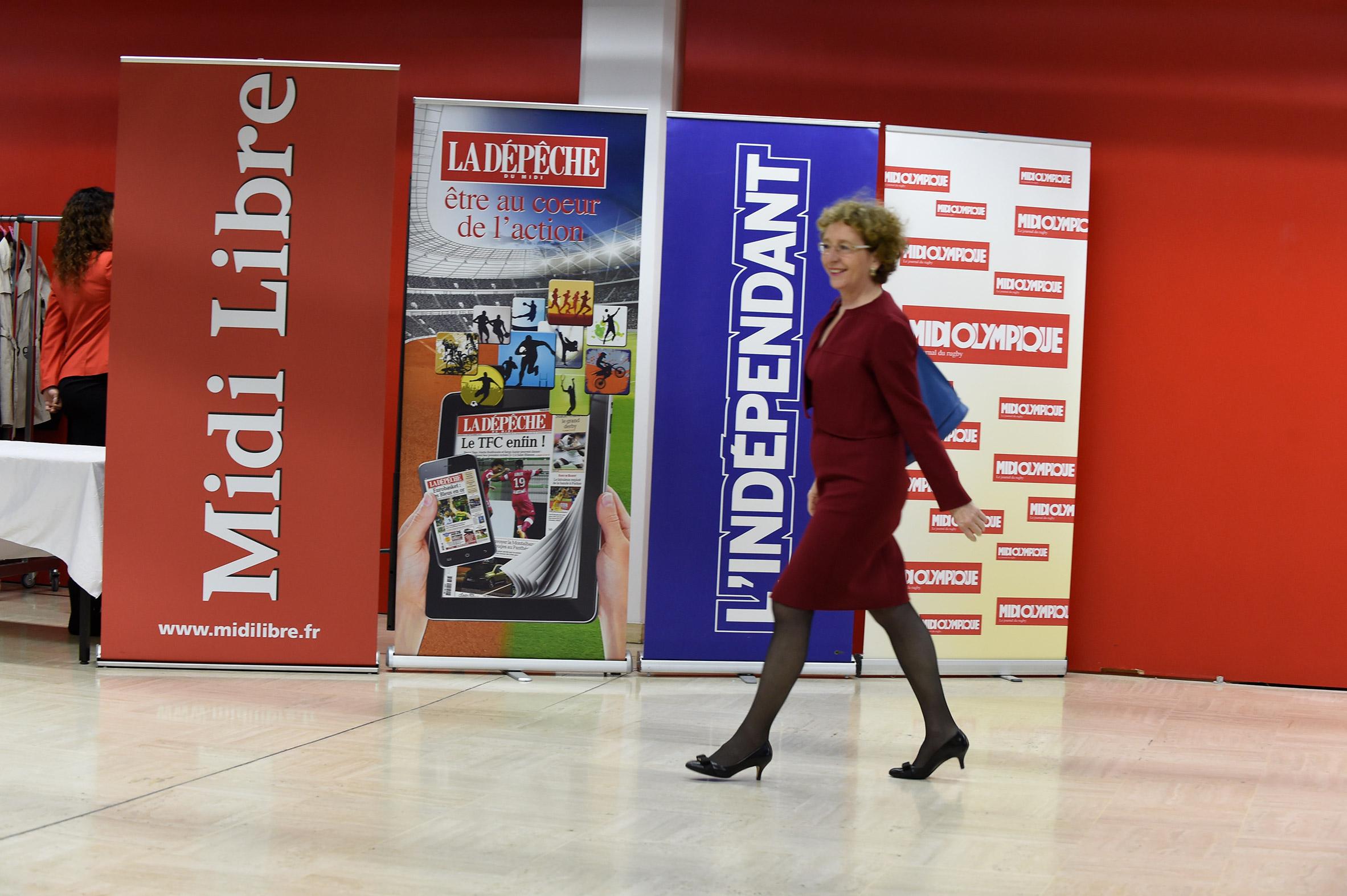 Muriel PÉNICAUD, DG de Business France, invitée des Rencontres d'Occitanie