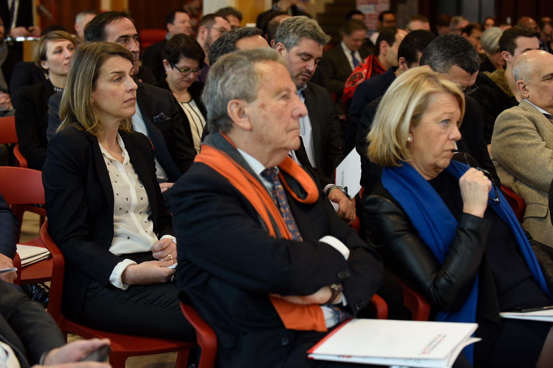 Les Rencontres d'Occitanie - 26 janvier 2017 avec Serge HAROCHE - Public
