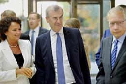 François VILLEROY DE GALHAU - Gouverneur de la Banque de France lors de l'édition exceptionnelle des Rencontres d'Occitanie - 26 septembre 2017 à Midi Libre