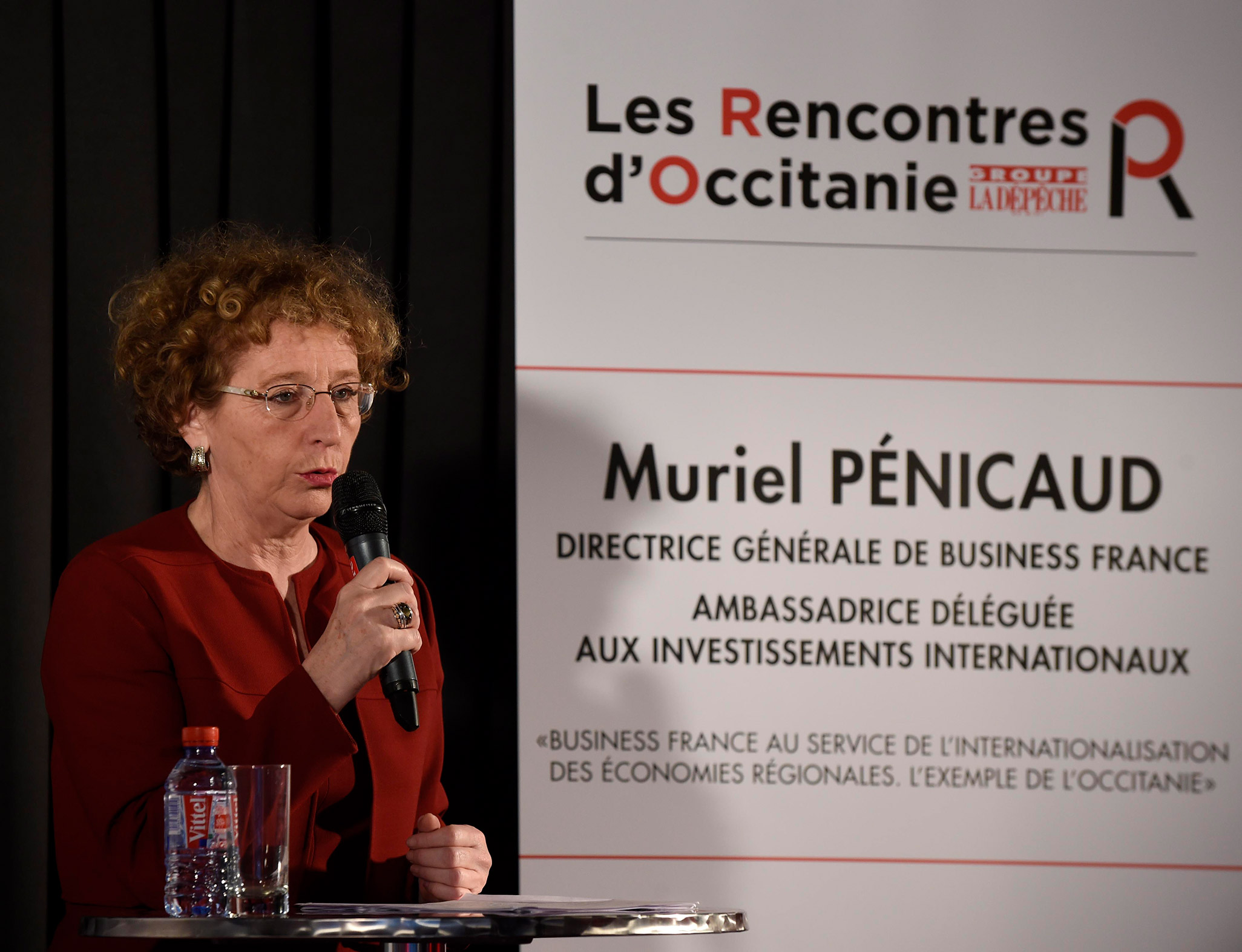 Muriel PÉNICAUD, DG de Business France