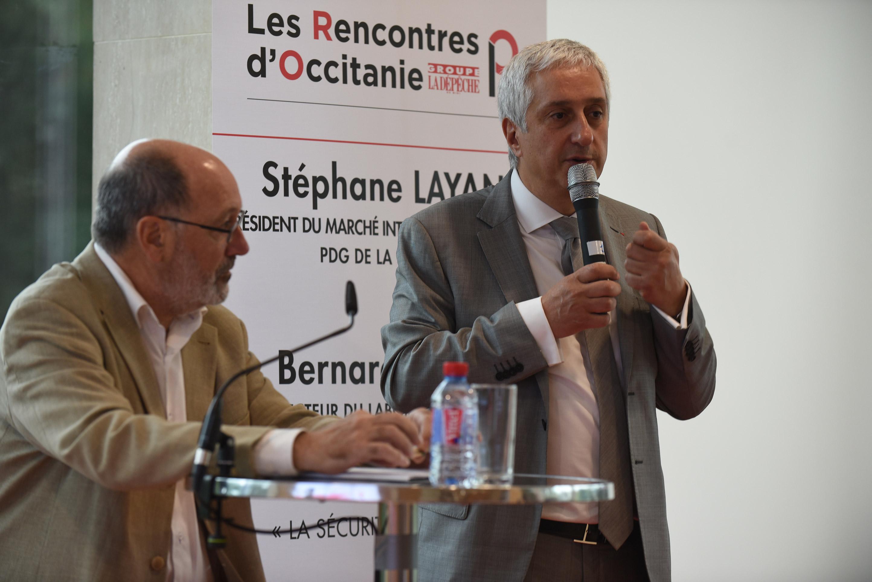 Stéphane LAYANI & Bernard SALLES