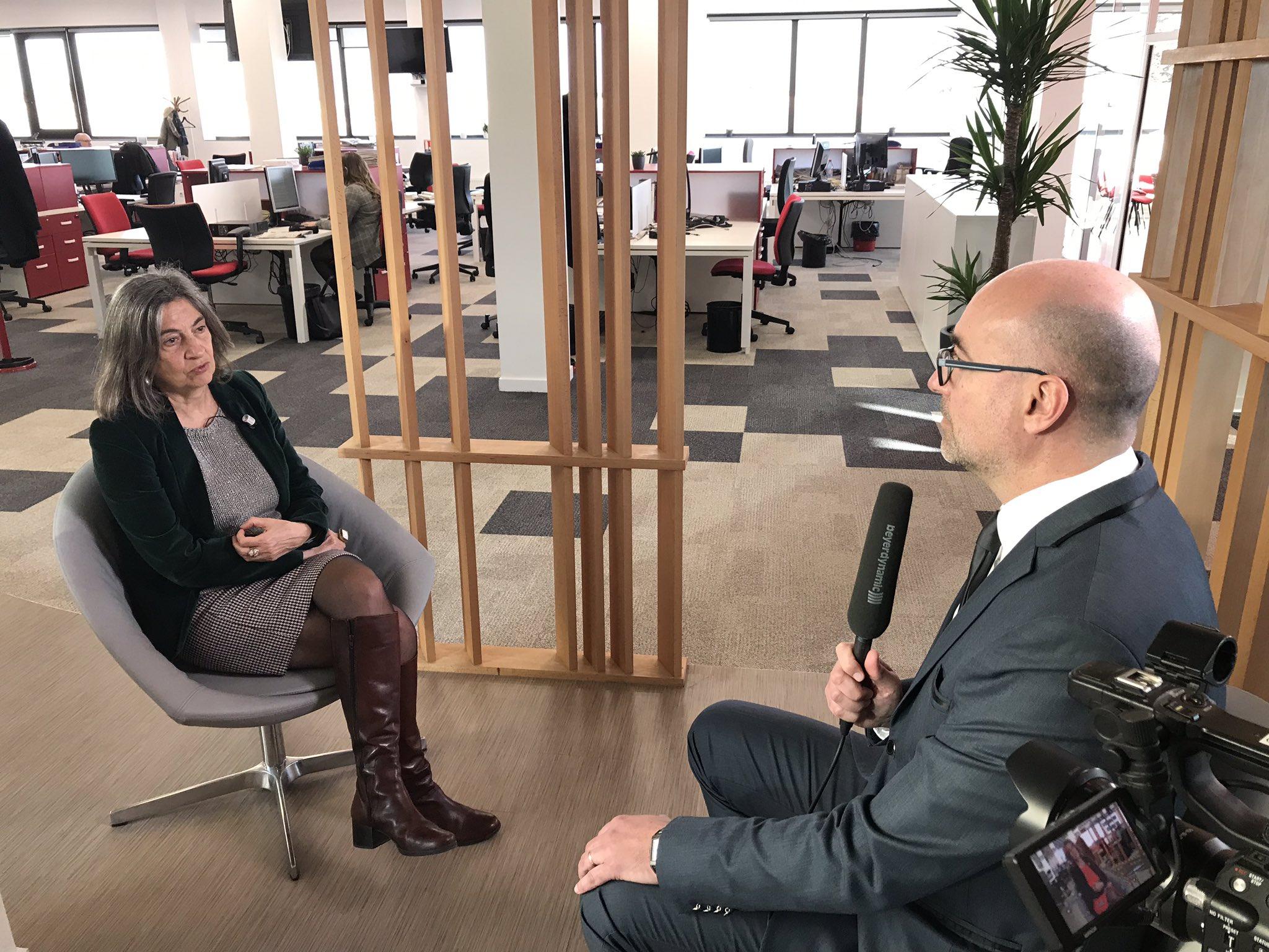 Interview B KHAIAT Delta Room La Dépêche du Midi