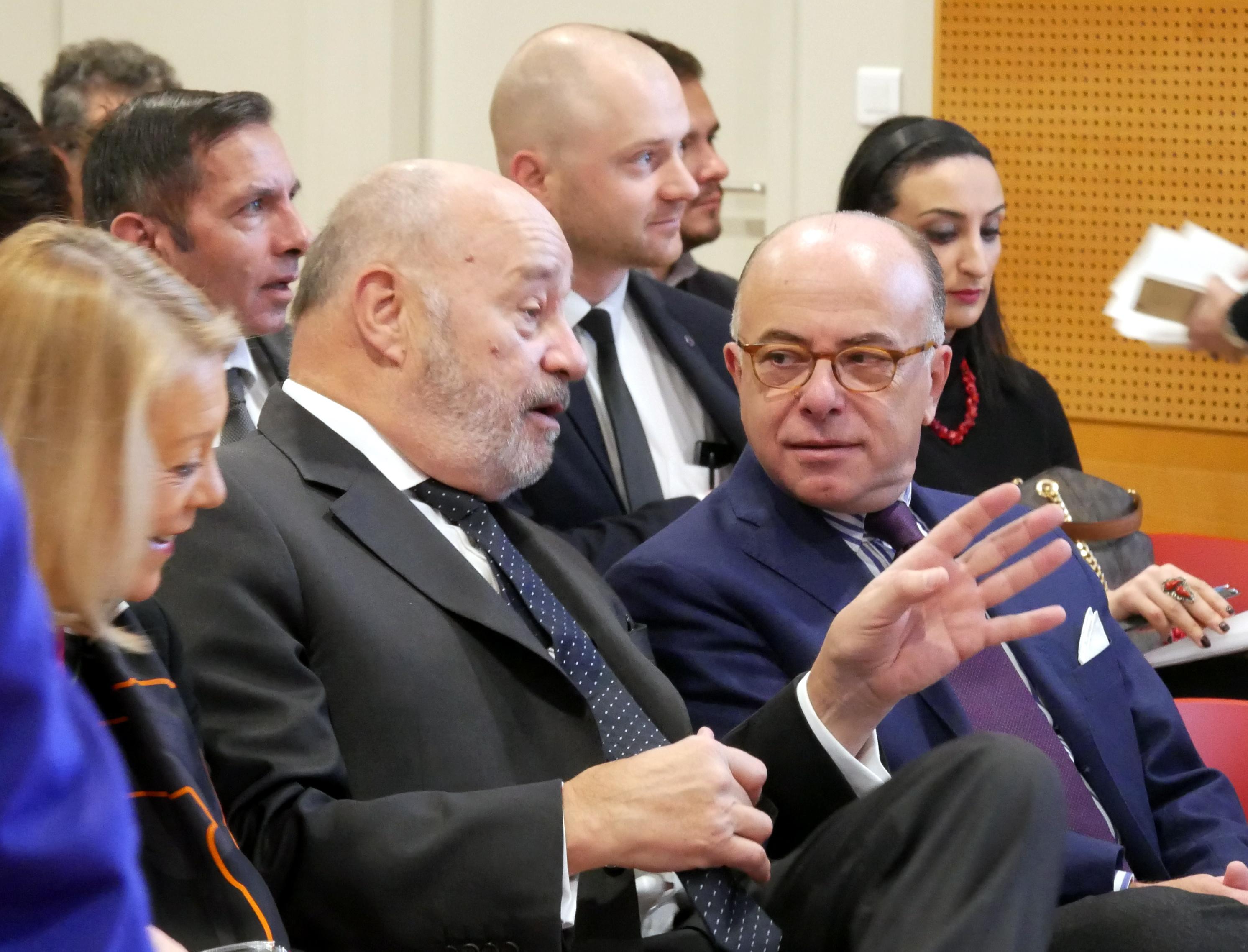 Bernard CAZENEUVE Invité Les Rencontres d'Occitanie - PM2