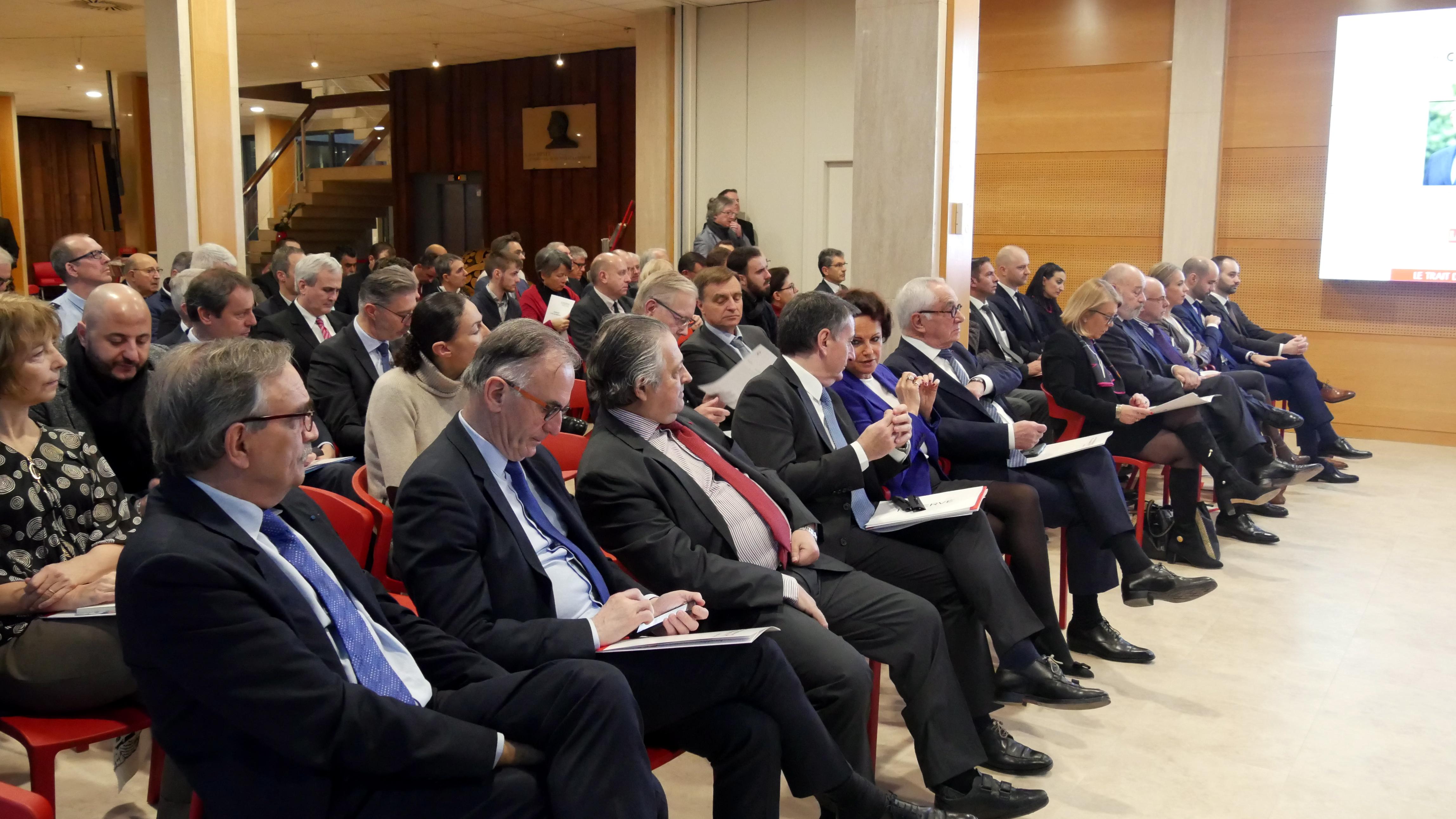Bernard CAZENEUVE Invité Les Rencontres d'Occitanie - PM3