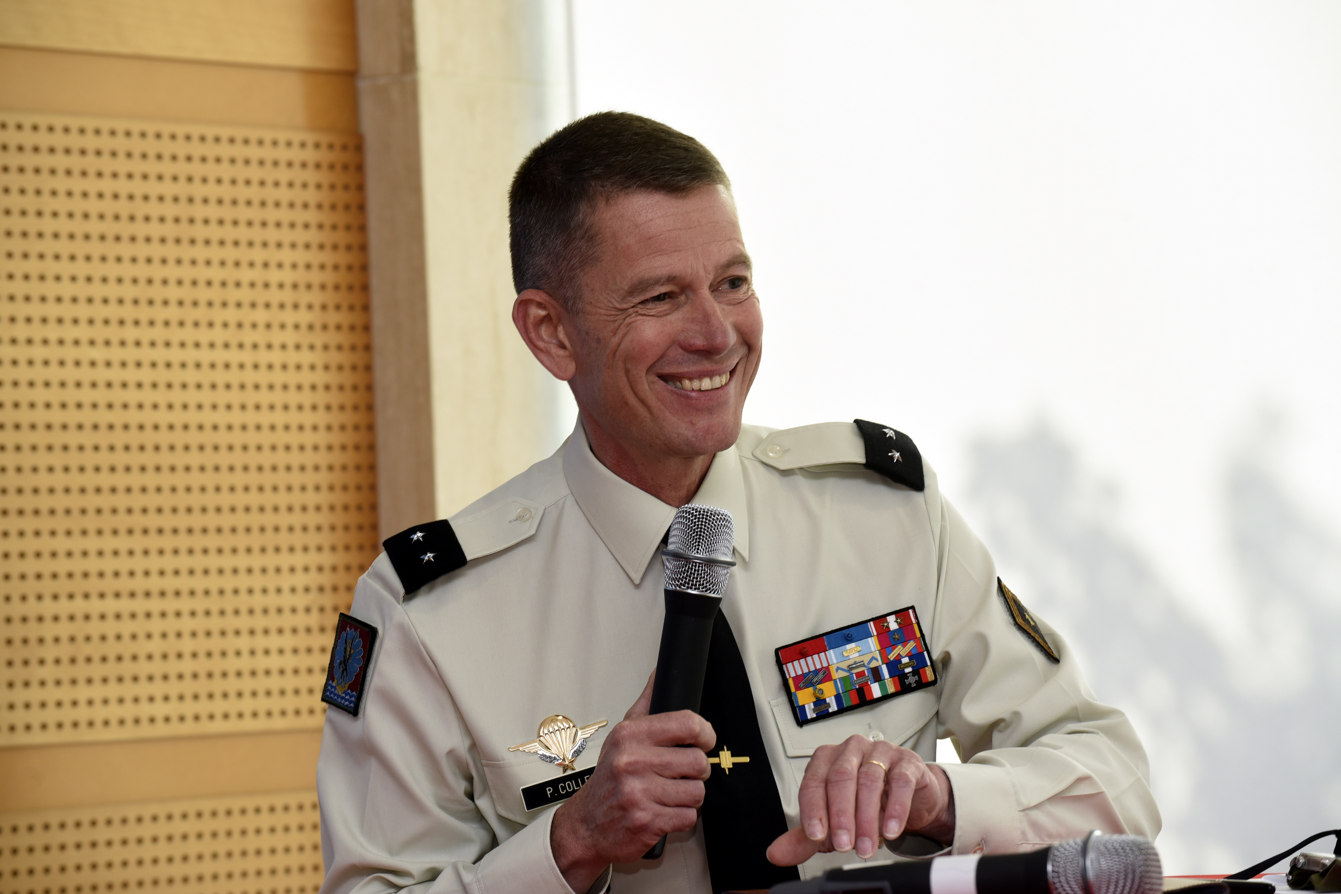 Général P. COLLET LRO
