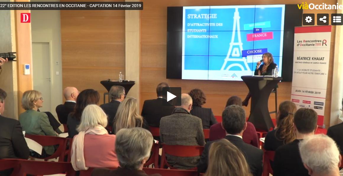 Vidéo Intégrale 21eme Rencontre d'Occitanie