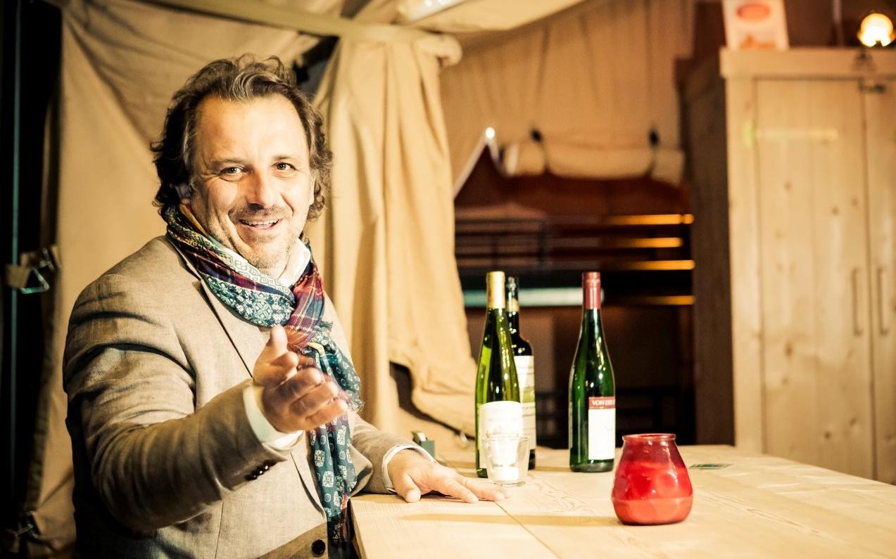 Jean-Guy AMAT Invité Les Rencontres d'Occitanie