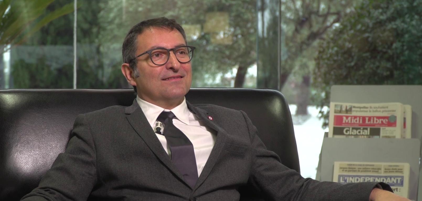 LRO Vidéo interview Midi Libre Jean-François PORTARRIEU - Les Rencontres d'Occitanie - 1 mars 2018