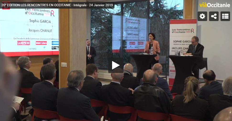 20eme édition des Rencontres d'Occitanie Vidéo intégrale