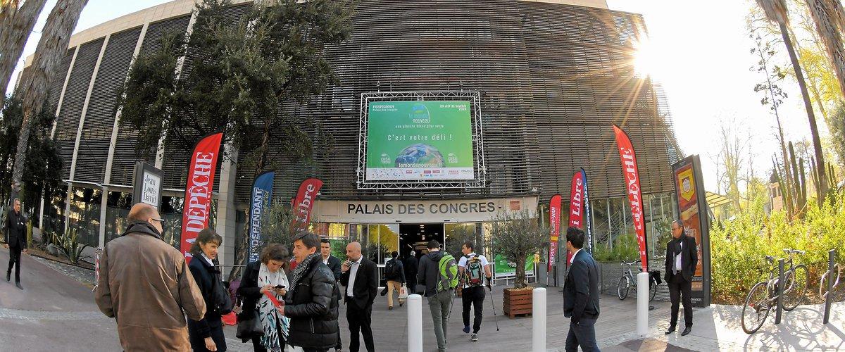 Palais des Congrès Perpignan Forum LMN